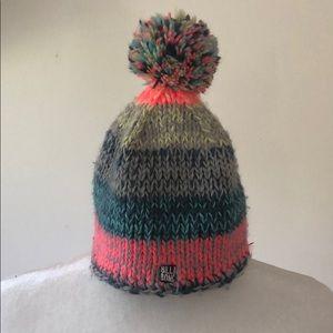 Billabong winter Pom Pom hat